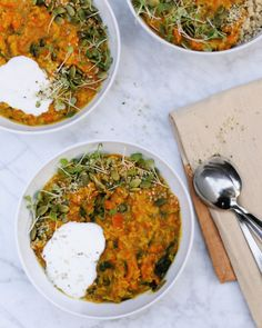 low fodmap curry