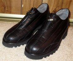 Woman's Paul Green Munchen Vibram Black Leather Loafers Comfort Shoes Size 81/2M #PaulGreen #LoafersMoccasins  Now $29.87