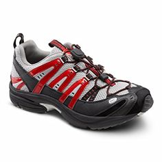 e91b5f5e399 Dr. Comfort Men s Performance Black Grey Diabetic Athletic Shoes Review  Walking Shoes