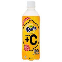 ファンタ <レモン+C> - 食@新製品 - 『新製品』から食の今と明日を見る!