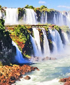 Iguazu Falls,Argentina: