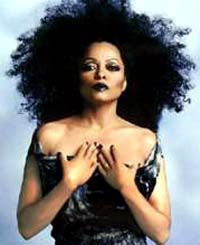 Diana Ross. Please don't trip. She's terrible, and anyone who has seen Dreamgirls knows how she got what she got. Just listen to her. Don't think about how good the songs are. That's the songwriter. Listen to the mess that is her voice.