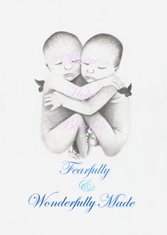 Chloe James, Fearfully Wonderfully Made, Personalized Pencils, Butterfly Baby, Baby Memories, Pencil Portrait, Type 3, Poppies, Bloom