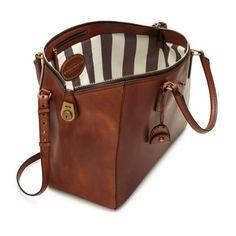 girly things Kate Spade Weekender Bag ❤ liked on Polyvore featuring bags, handbags, purses, borse, accessories, kate spade bags, purse bag, kate spade weekender, brown handbags and weekend bag