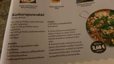 Katkarapuwokki Beef, Food, Meat, Eten, Ox, Ground Beef, Meals, Steak, Diet