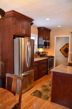 Open Galley Kitchen galley kitchen open up #lglimitlessdesign #contest dream kitchen