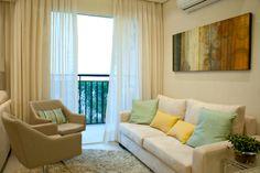 Living do decorado - http://planoeplano.com.br/imovel/fatto-novo-panamby
