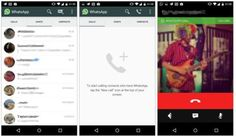 Get Call Feature Enabled On WhatsApp 2.11.508 Android Right Now {Links Added} #whatsapp #android #VOIP