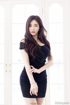 Người đẹp Han Ga Eun trong bộ ảnh thời trang tháng 2/2017 (98 ảnh)