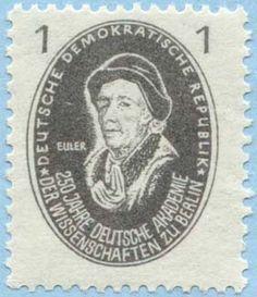 Euler Portraits