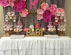 "It's a girl  / Baby Shower ""Baby shower "" 