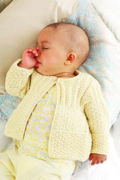 Sirdar Baby Bamboo DK Knitting Pattern 1802 to buy. Baby Knitting Patterns, Baby Patterns, Baby Cardigan, Vogue Knitting, Free Knitting, Girls Sweaters, Baby Sweaters, Brei Baby, Crochet Baby