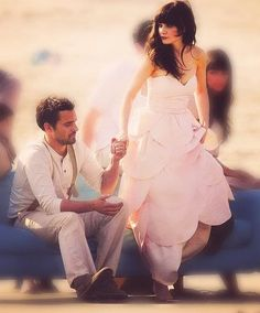 New Girl. Best show on TV and they should get married in real life<3