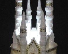 Listed For Donna Lighted Cinderella Wedding by FairytaleandDreams