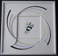 Françoise R                                                       … Picture Frame Crafts, Picture Frames, Easy Disney Drawings, Bijoux Fil Aluminium, Frame It, Paper Cutting, Home Deco, Blog, Decoration