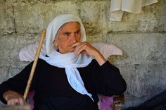 Albanian woman farmer - working hard and healthy at 92 http://www.travelbrochures.org/5/europa/albanian-travel-guide
