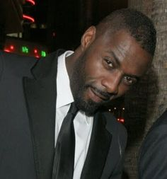 well Idris, you ARE fine.