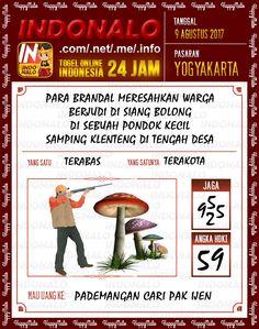 Bolak Balik 4D Togel Wap Online Indonalo Yogyakarta 9 Agustus 2017