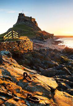 Lindisfarne Castle - Northumberland