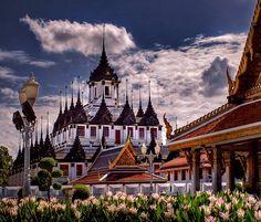 The Metal Castle , Bangkok, Thailand