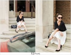 Rachel Tindall of To Hell in a Handbag Street Style