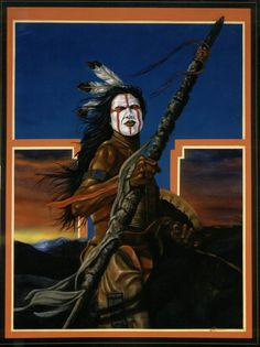 ✯ Sioux Pride .. Artist Rick Timmons ✯