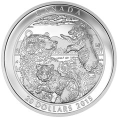 2013 Discover Australian Wildlife #2 Kookaburra $1 Pure Silver Dollar Proof