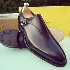 The John Lobb Vale on the 7000 Last. Most sizes available … | Flickr