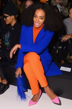 NYFW Fall 2014: Solange Knowles