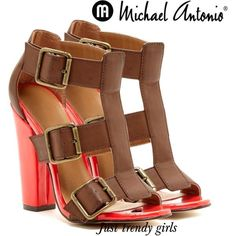 Michael Antonio fall booties 12 s