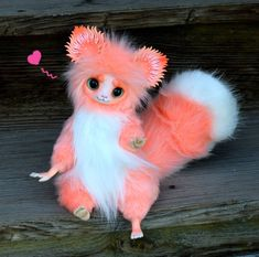 Untitled by GayGaal on DeviantArt Cute Fantasy Creatures, Mythical Creatures Art, Cute Creatures, Baby Animals Pictures, Animals And Pets, Baby Animals Super Cute, Cute Animals, Mystical Animals, Kawaii Plush