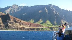 More photos from the Na Pali Coast on Kauai.