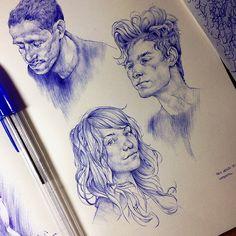 Sketchbook | 2015 on Behance