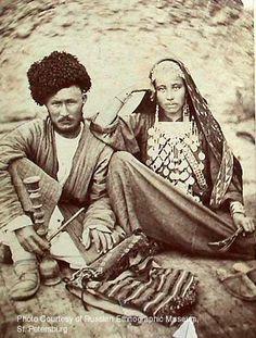 Turkmen Couple