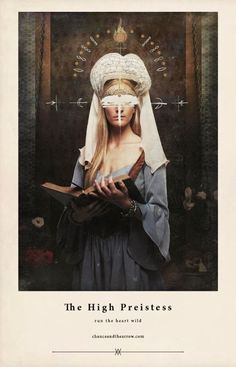 La Suma Sacerdotisa – The High Priestess | http://yosoydiosa.com/2016/04/24/la-suma-sacerdotisa/