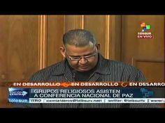 Una guerra civil no es una solución en Venezuela: Pastor Alexis Ortíz