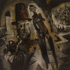 Dave McKean - Das Cabinet des Doktor Caligari