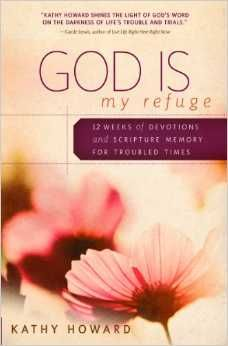 """This 12-week guide combines devotions and Scripture memory to guide women to discover, understand, and apply the """"ever-present help in trouble"""" that only God can give.  Available in print and Kindle format."""