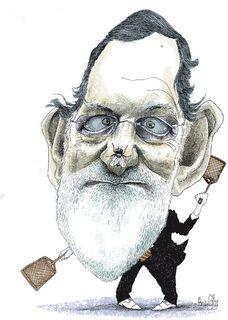 Mariano Rajoy - Pancho Cajas
