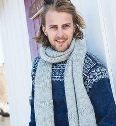 New York Skyline skjerf - A Knit Story Mittens, New York Skyline, Knitting, Crochet, Fashion, Fingerless Mitts, Moda, Tricot, La Mode