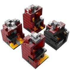 LEGO Minecraft – The Nether 21106
