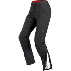 Spidi Glance Womens Black Pants