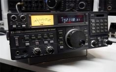 Icom IC-R71E HF receiver WITH REMOTE CONTROL..yes will consider selling the radio...works very well with simple dipole aerials..excellent condition with box remote control...John Allsopp G4YDM