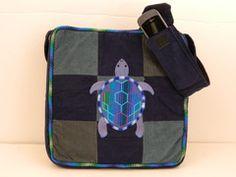 Patchwork Terrapin Bag (Medium)