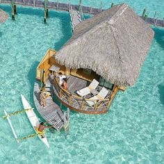 Tag who you'd stay here with! Location: French Polynesia Courtesy of @timmckenna by destinationwolf You can find #beautiful #hotels at this place Goto - http://bit.ly/1r0YQGx