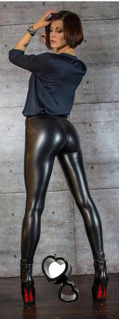 Rock Slave Gloss Pants Frauen Hosen Weitere Sportarten