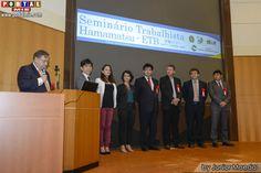 Seminário abordou temas sobre trabalho e aposentadoria para brasileiros no Japão