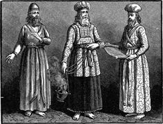 Levite, High Priest, Priest