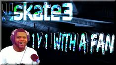 SKATE 3 SPOT BATTLE | 1v1 WITH A FAN Skate 3, Funny Games, Battle, Lol, Laughing So Hard