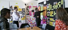IDEO is one of the most innovative and award-winning design firms in the world. They're like the secret weapon of innovation for companies like Microsoft, Hewlett-Packard, Pepsi, and Samsung. Over the last few decades, they've designed hundreds of products, like the first computer mouse for Apple in 1980, the Palm Pilot in 1998, a school [...]. If you're a user experience professional, listen to The UX Blog Podcast on iTunes.